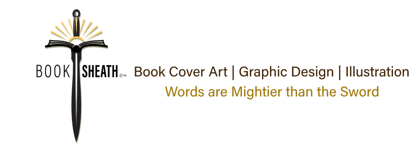 Book Cover Art | Graphic Design | Illustration Words are Mightier than the Sword
